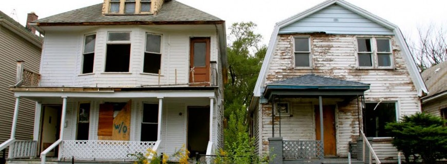 Detroit homes available from just $1,000